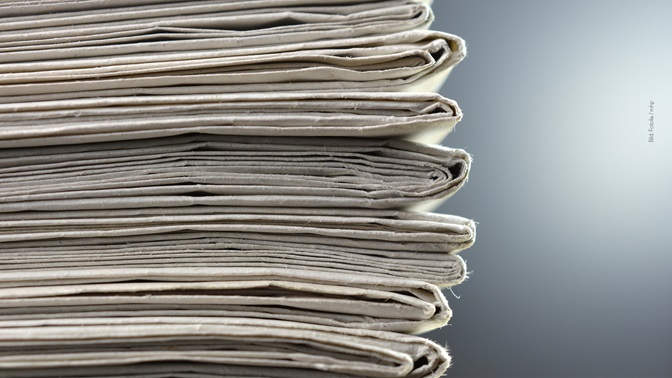 Overview focus topics, newspapers